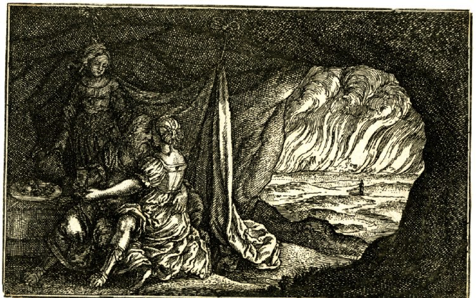 Wenceslas Hollar, Lot and his Daughters